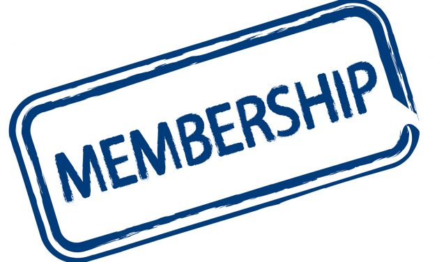 Membership Fees – Season 2018