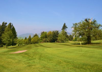 Hole 16 – The Orchard