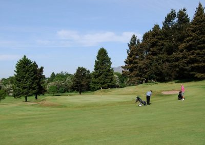 Hole 14 – Braid's Park