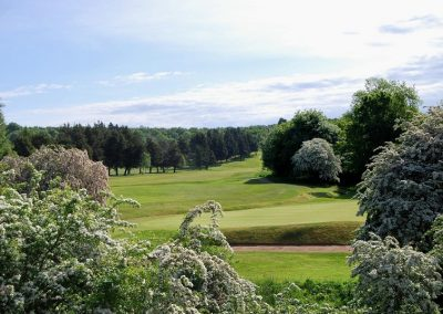 Hole 17 – Pond's Wood